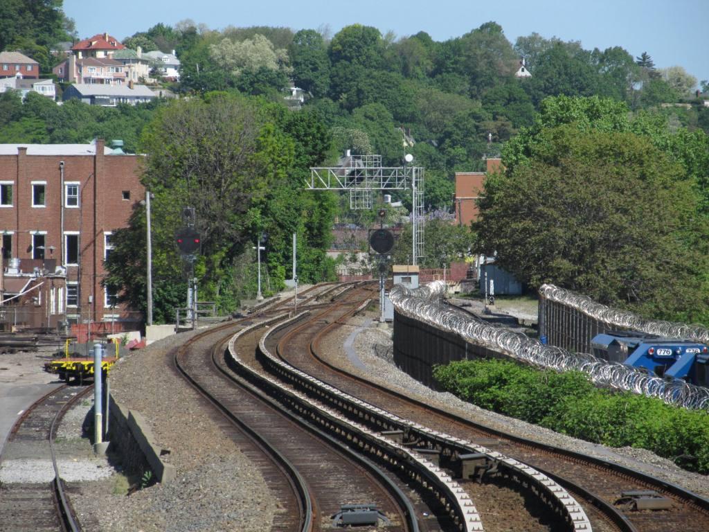 Staten Island Rapid Transit Signal Aspects