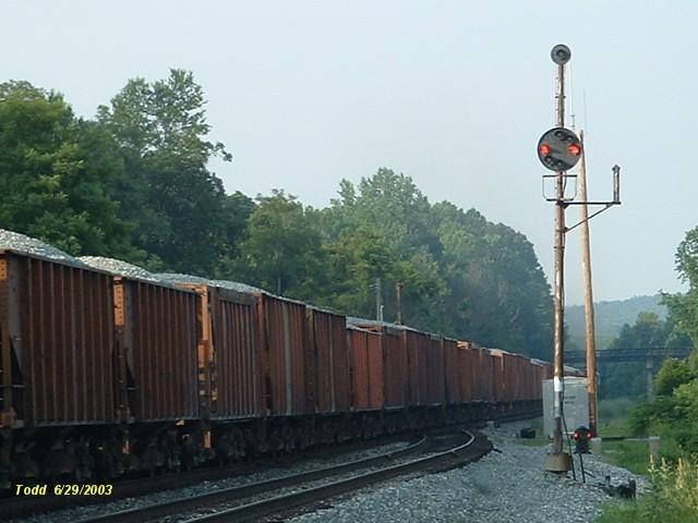 Railroad Signal Doll Posts