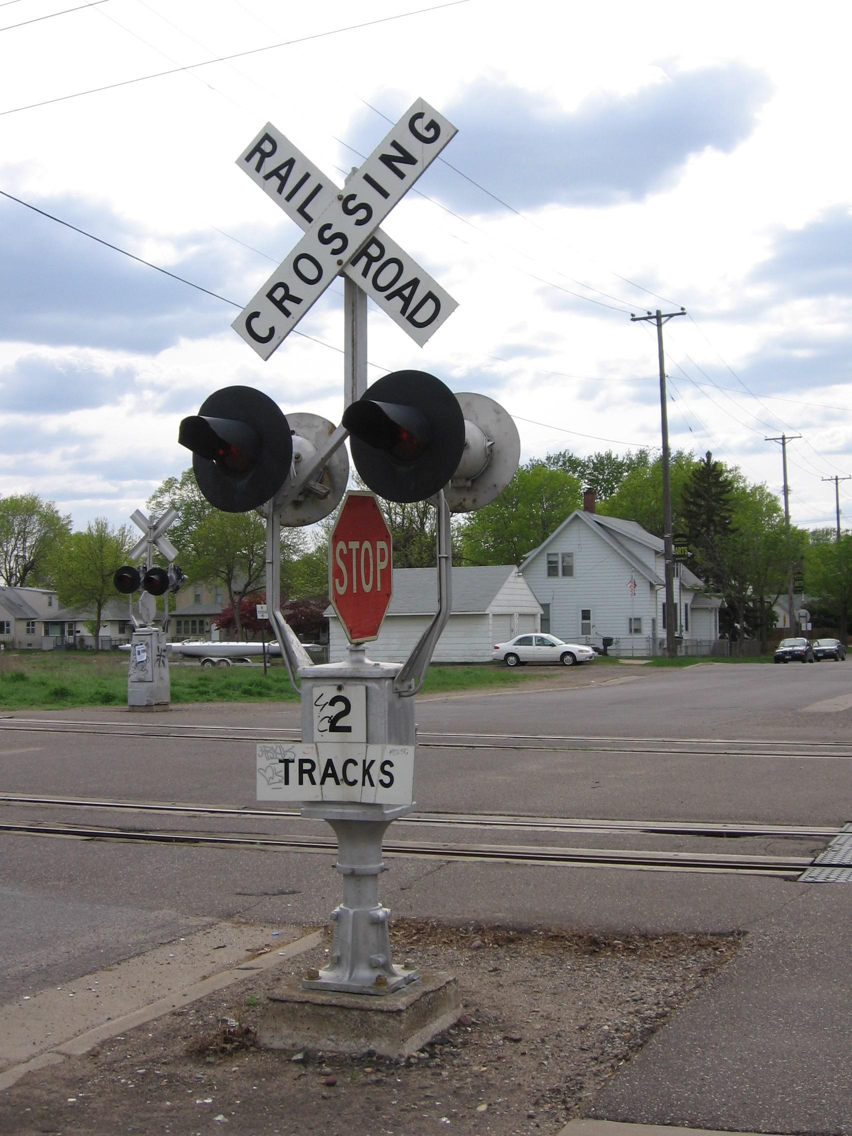 Grade Crossing Signals Index